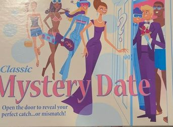 Classic Mystery Date Board Game 2005 for Sale in Providence,  RI