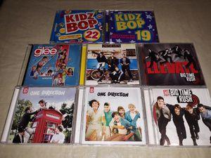 Kids Pop music cd [9]! for Sale in Massapequa Park, NY