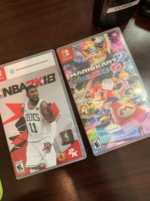 Switch games for Sale in Tampa, FL