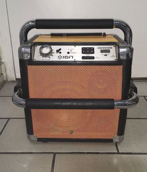 Speaker Audio Music Bluetooth Portable Bocina Parlante Ion for Sale in Virginia Gardens, FL