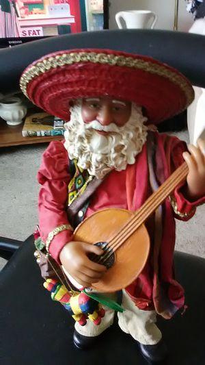 """Mexican Santa"" plays ""Cielito Lindo' for Sale in Dubuque, IA"