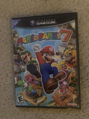 Mario Party 7 Gamecube for Sale in Carlsbad, CA