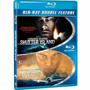 Shutter Island / The Aviator Double Feature (Blu-ray) (With INSTAWATCH) for Sale in Poway, CA
