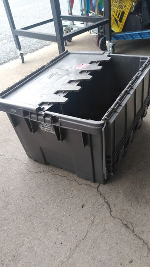 Heavy duty Buckhorn handheld storage container for Sale in Philadelphia, PA