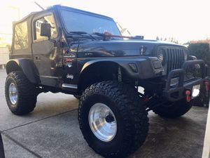 Jeep Wrangler for Sale in Sumner, WA