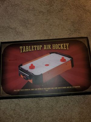 Tabletop Air Hockey for Sale in Surprise, AZ