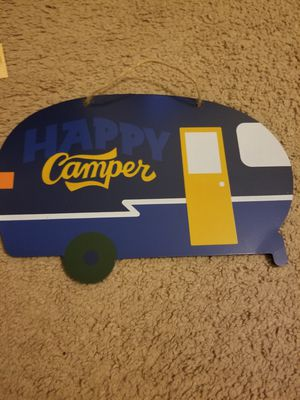 Happy Camper Set for Sale in Lithonia, GA