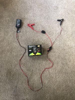 Battery tender for Sale in Arlington, VA