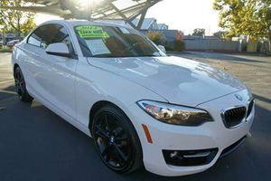 2014 BMW 228I LOADED NAVIGATION LOW MILES 24K SALVAGE TITLE for Sale in Sacramento, CA