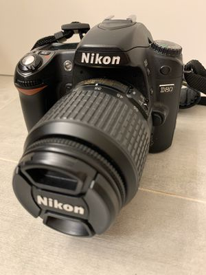 Nikon D80 Full Package for Sale in Port Orchard, WA