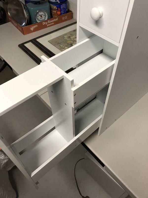 Spirich like new slim bathroom cabinet
