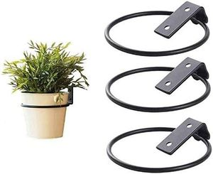 Grow & Harvest 6.3 Inch Wall Planter Hook Hanger - Hanging Plant Bracket for Indoors & Outdoors Use - Flower Pot Wall Mounted Plant Hangers [Set of 3] for Sale in Sterling Heights, MI