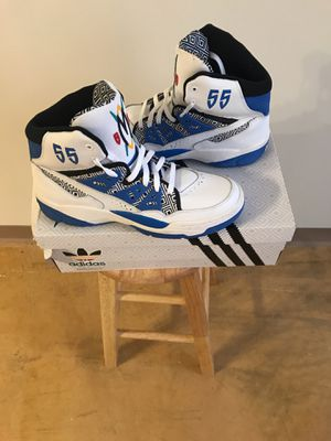 Size 11 Men's adidas basketball shoes for Sale in St. Louis, MO