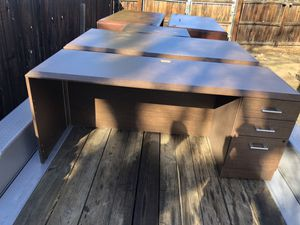 Desk Book shelf and drawers for Sale in Littleton, CO