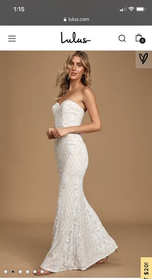 New never worn formal / wedding dress for Sale in Nashua, NH