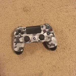 PS4 Camo controller for Sale in Fort Lauderdale, FL