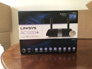 Linksys dual band smart WiFi gigabit router for Sale in Rock Hill, SC