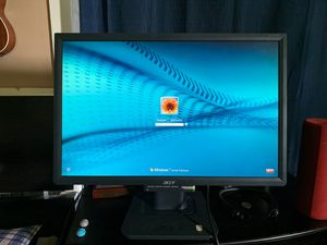 """Acer computer monitor 20"""" Display $20 for Sale in Nacogdoches, TX"""