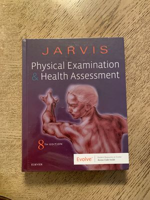 Jarvis Physical Examination & health assessment for Sale in Lauderhill, FL
