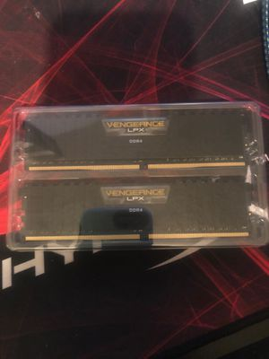 Corsair Vengeance 8gb (2x4) 2400MHz RAM for Sale in Gardena, CA