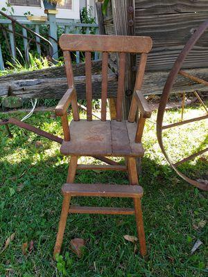 Vintage Doll Highchair for Sale in Riverside, CA