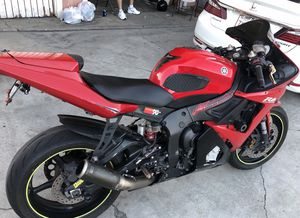 2005 Yamaha r6 track bike obo for Sale in South Gate, CA