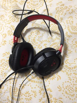 Turtle beach headset for Sale in Monterey Park, CA