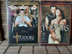 Season 1 & 2 The Tudors DVD for Sale in Houston, TX