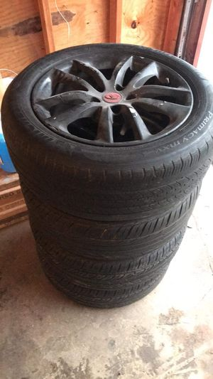 Infiniti rims and tires for Sale in Brooklyn, NY