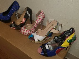 Women's Heels Size 8!!!! Lots Of Shoes!! for Sale in Indianapolis,  IN