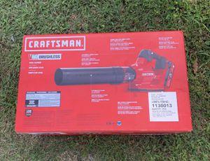Craftsman V60 600-CFM 60V Cordless Handheld Leaf Blower for Sale in Richmond, VA