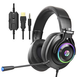 HP Wired Gaming Headphones Xbox One Headset with Surround Sound for Sale in Sacramento, CA