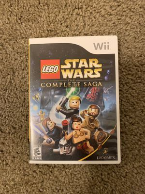Wii U Star Wars game for Sale in Gresham, OR