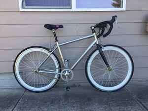 Trek road bike single gear fixie flipflop hub 48cm frame for Sale in Ridgefield, WA