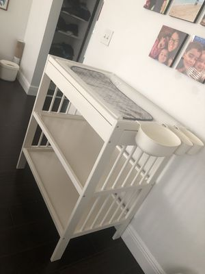 Changing table -IKEA brand new white for Sale in Pembroke Pines, FL