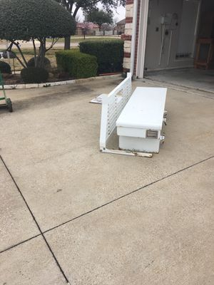 RK single lid tool box for Sale in Allen, TX