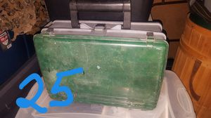 Large tackle box full of trays and lots of tackle for Sale in Elizabethton, TN