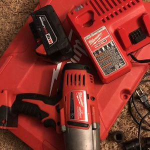 Milwaukee 1/2 Impact Wrench for Sale in Stamford, CT