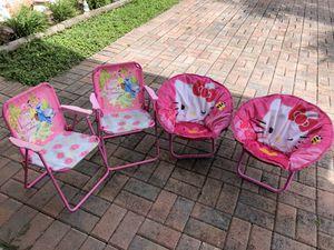 4 chairs for Sale in Tamarac, FL