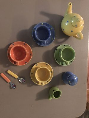 Children's porcelain tea set for Sale in Chardon, OH