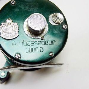 ABU SWEEDEN AMBASSADEUR 5000D for Sale in Henderson, NV
