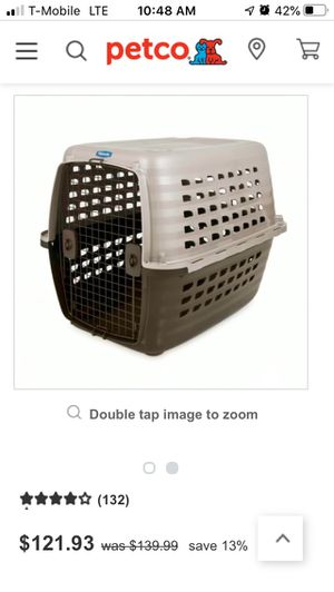 Dog house Dog Cage **LARGE** dog kennel for Sale in Oak Lawn, IL