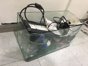 Aquarium tank (only) $15 normal wear for Sale in New York, NY