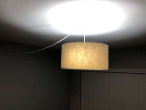 Hanging Pendant Drum Light - MUST SELL TODAY for Sale in San Diego, CA
