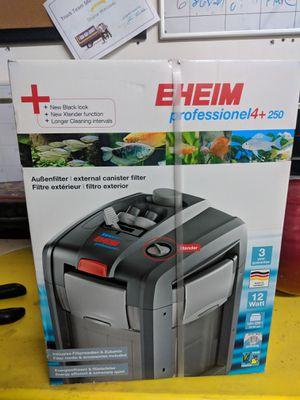 Eheim professional 4+250 aquarium filter for Sale in Gallatin, TN