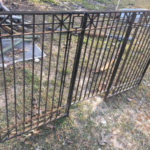 Cast Iron Gate/fence for Sale in Pineville, LA