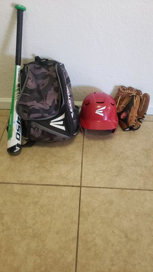 Youth Baseball Combo for Sale in Chandler, AZ