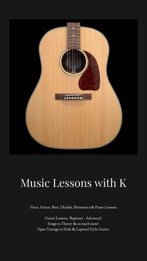 Music Lessons with K for Sale in Los Angeles, CA