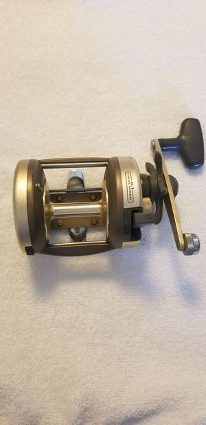 Quantum Iron Bigwater IR435CX Casting Fishing Reel for Sale in Coral Springs, FL