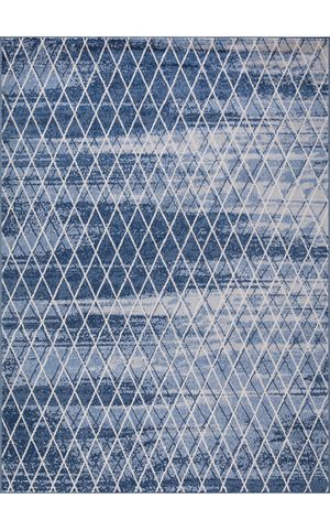 5x7 brand new blue rug for Sale in Beverly Hills, CA